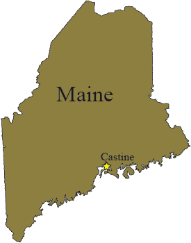 Castine Historical Handworks Is Located In Castine Maine